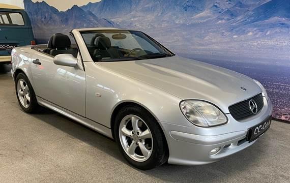 Mercedes SLK230 2,3 Komp.