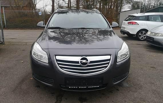 Opel Insignia 2,0 CDTi 130 Sport ST eco