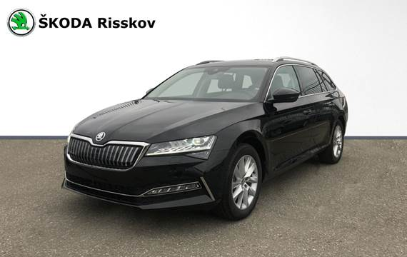 Skoda Superb 1,4 TSi iV Plus Combi DSG