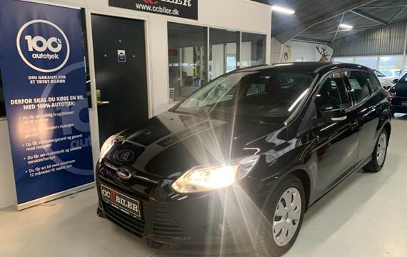 Ford Focus 1,6 Ti-VCT 125 Edition stc. aut.
