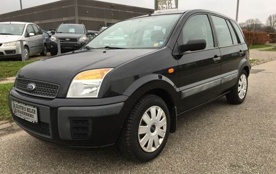 Ford Fusion 1,4