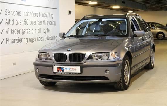 BMW 320d 2,0  Stc