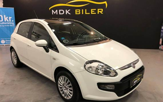 Fiat Punto Evo 1,4 M-Air 105 Dynamic