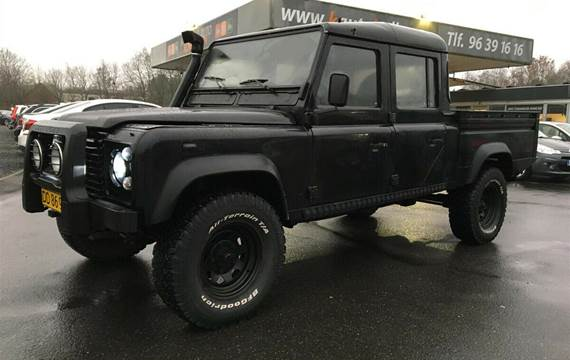 Land Rover Defender 130 2,5 TDi Pick-up