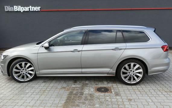 VW Passat 2,0 TDi 190 High+ Vari. DSG