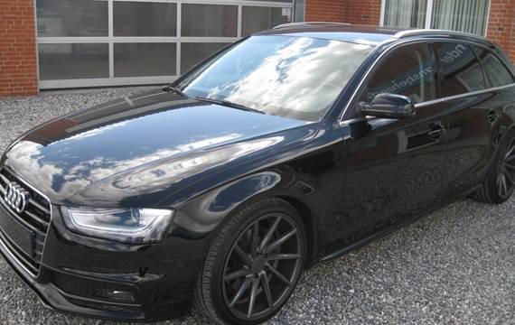 Audi A4 1,8 TFSi 120 S-line Avant