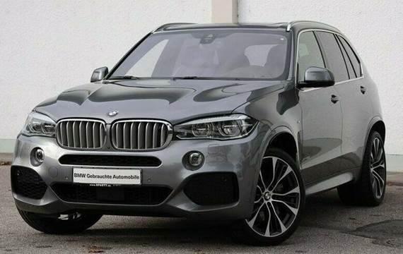 BMW X5 4,4 xDrive50i aut.