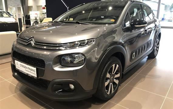 Citroën C3 1,6 Blue HDi Skyline  5d