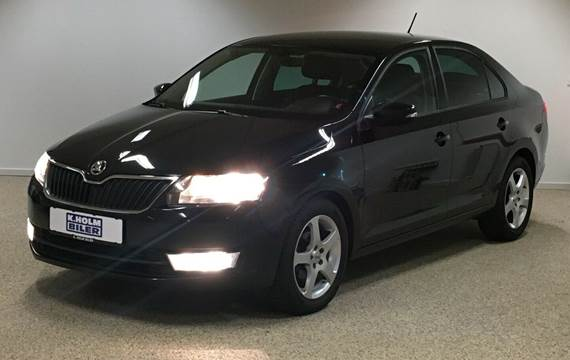 Skoda Rapid 1,4 TDi 90 Ambition