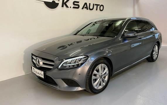 Mercedes C200 1,5 Avantgarde stc. aut.