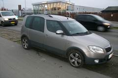 Skoda Roomster Scout 1,9 TDi