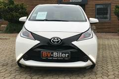 Toyota Aygo 1,0 VVT-i x-play Touch