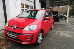 VW UP! 1,0 MPi 60 Move Up! BMT