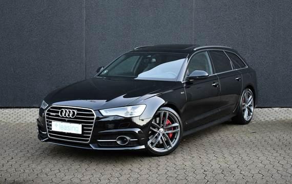 Audi A6 3,0 TDi Competition Avant quat Tip