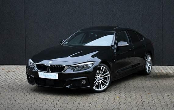BMW 430d 3,0 Gran Coupé M-Sport aut.