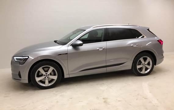 Audi e-tron Advanced quattro Van