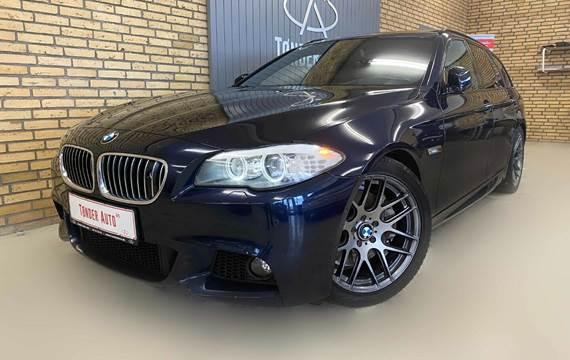 BMW 535d 3,0 Touring aut.