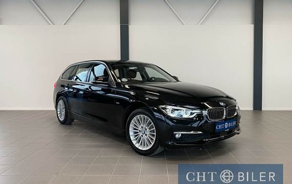BMW 320d 2,0 Touring Luxury Line xDrive aut