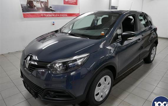 Renault Captur 0,9 Energy TCe Authentique  5d