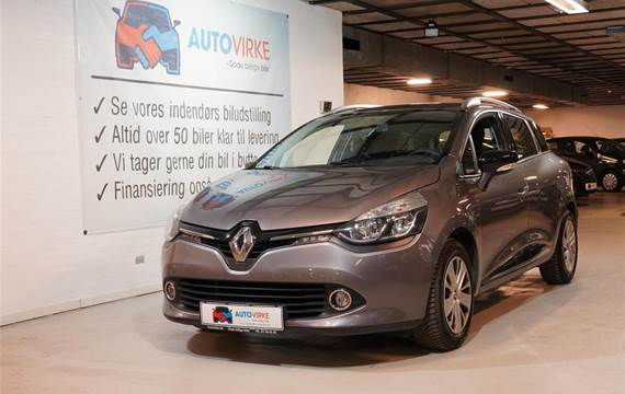 Renault Clio 1,5 DCI Limited  5d