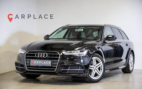 Audi A6 2,0 TDi 190 Ultra S-line Avant Str