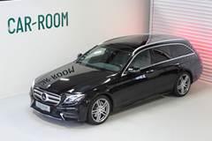 Mercedes E220 d 2,0 AMG Line stc. aut.