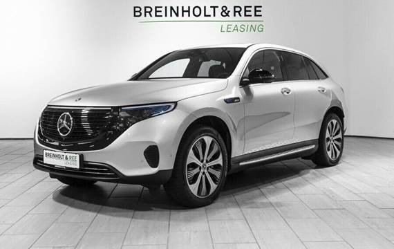 Mercedes EQC400 Edition 1886 aut. 4-M