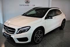 Mercedes GLA220 2,2 CDi AMG Line aut. 4-M