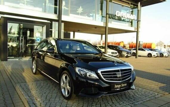 Mercedes C180 1,6 Exclusive stc. aut.