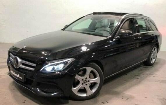 Mercedes C250 2,0 Avantgarde stc. aut.