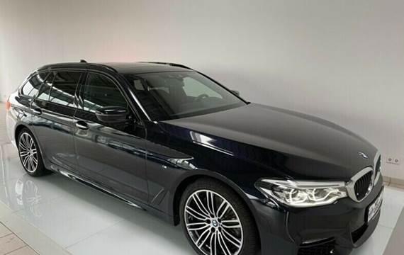 BMW 530d 3,0 Touring M-Sport aut.