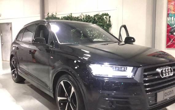 Audi Q7 3,0 TDi 272 S-line quattro Tiptr.