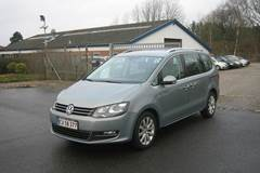 VW Sharan 2,0 TDi 177 Highline DSG BMT