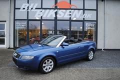 Audi A4 2,4 V6 Multitr. Cabriolet
