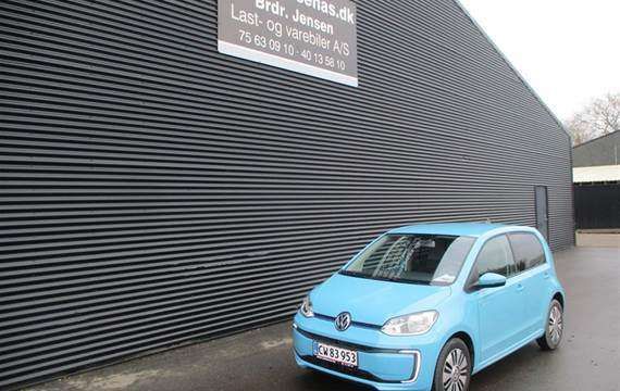VW UP! EL  5d Aut.