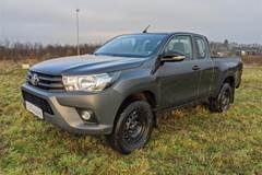 Toyota HiLux 2,4 Extra Cab  D-4D T2 4x4  Pick-Up