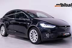 Tesla Model X 75D 6prs