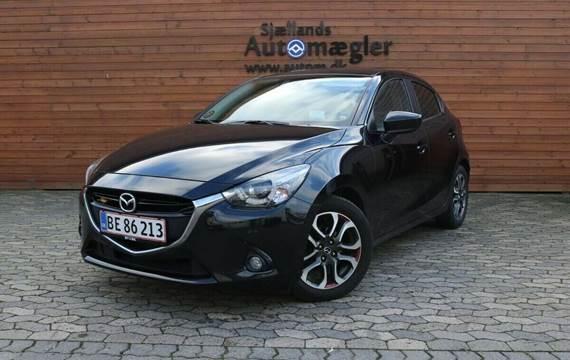 Mazda 2 1,5 Sky-G 115 Optimum