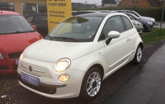 Fiat 500 1,2 Lux