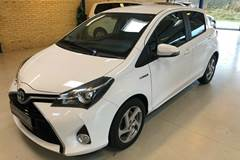 Toyota Yaris 1,5 Hybrid H2 Style e-CVT