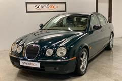 Jaguar S-Type 4,2 Deluxe aut.