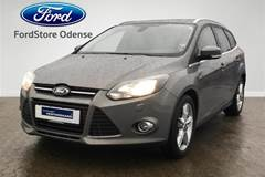 Ford Focus 1,6 SCTi Titanium  Stc 6g