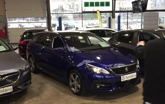 Peugeot 308 1,5 BlueHDi 130 Prestige SW EAT8