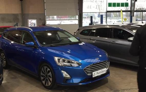 Ford Focus 1,5 EcoBlue Titanium stc. aut.
