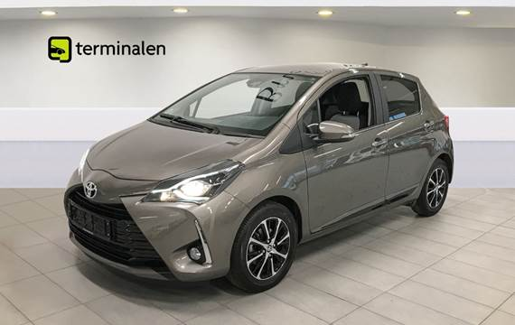 Toyota Yaris 1,0 VVT-i T3 Limited Smart