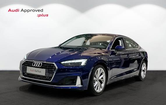 Audi A5 TFSi Advanced+ SB S-tr.