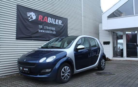 Smart ForFour 1,5 CDi 68 Passion aut.