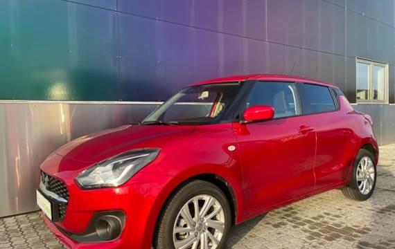 Suzuki Swift 1,2 Hybrid Exclusive CVT
