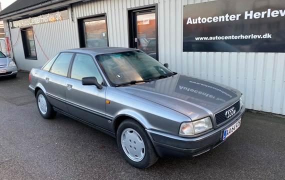 Audi 80 2,0 E aut.