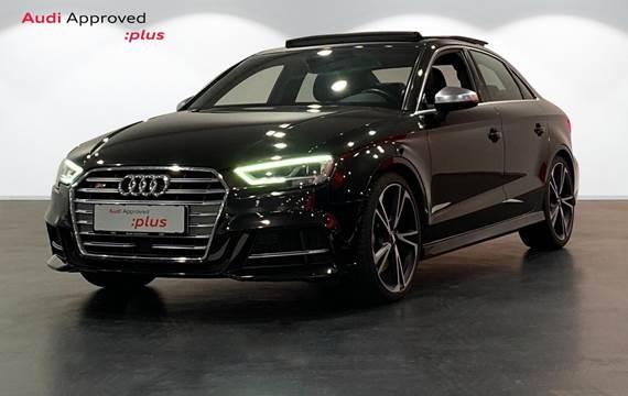 Audi S3 2,0 TFSi quattro S-tr.